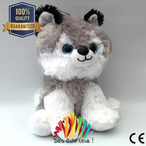 8720256361718 Husky Pluche 25cm